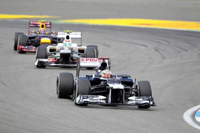 """Maldonado: """"La Williams si adatta a ogni circuito"""""""