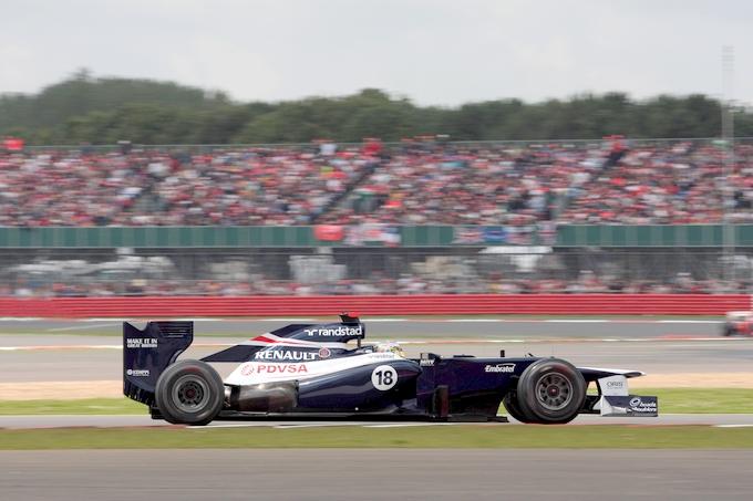 Maldonado multato per l'incidente con Perez