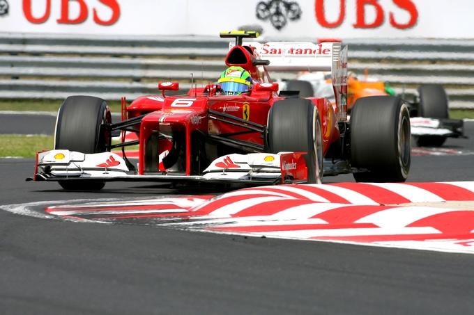 """Massa: """"Gara compromessa alla partenza"""""""