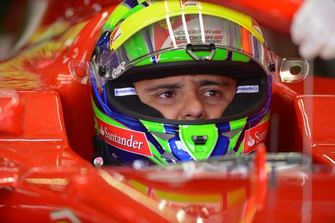 """Massa: """"Contento del comportamento della F2012"""""""