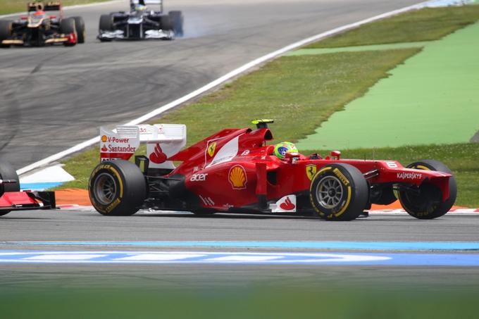 "Massa: ""Gara rovinata alla partenza"""