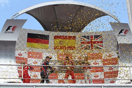 Pagelle del Gran Premio di Germania