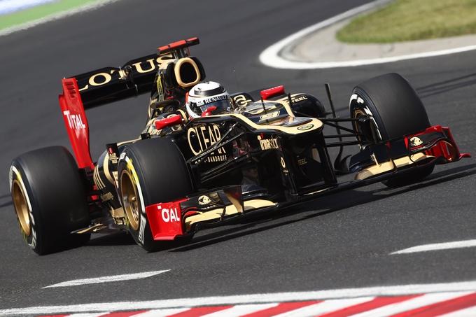 La Lotus monterà il Doppio DRS su entrambe le vetture nelle prossime gare