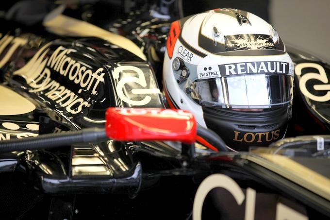 Raikkonen sale sul podio in Germania dopo la penalizzazione di Vettel