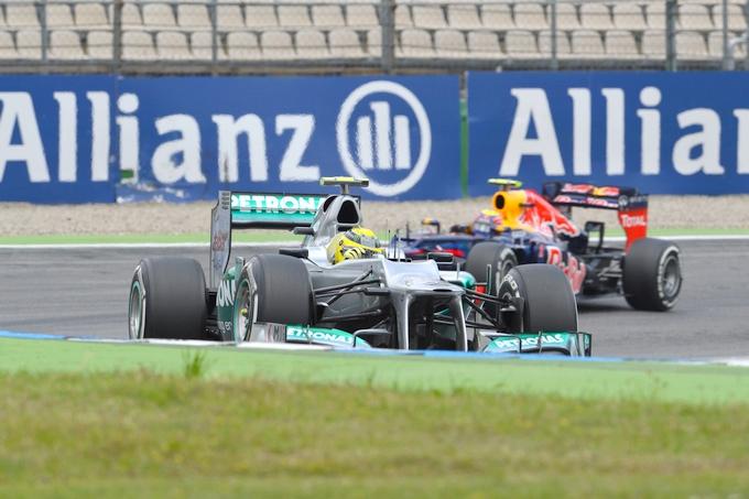 """Rosberg: """"Bello chiudere a punti dopo una qualifica così disastrosa"""""""