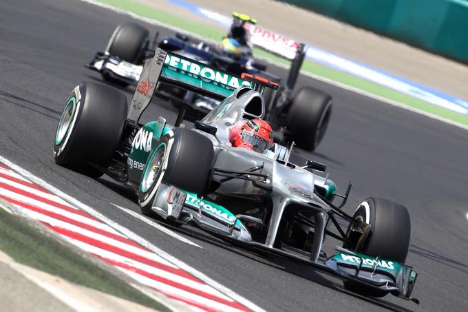 """Rosberg e Schumi: """"Abbiamo perso la Q3 per due decimi"""""""