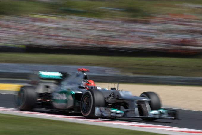 """Schumacher: """"Gara da dimenticare, ma abbiamo salvato la vettura per Spa"""""""