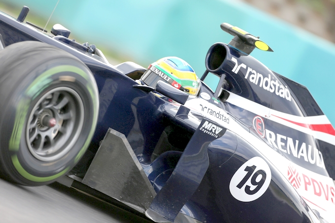 """Senna: """"Williams performante, sono ottimista per le Qualifiche"""""""