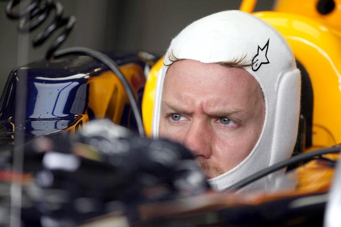 """Vettel: """"Il tempo ci ha colti di sorpresa, ma possiamo migliorare"""""""