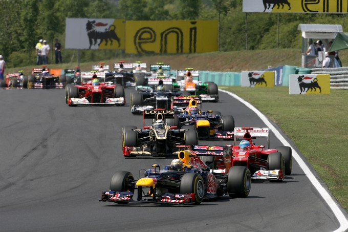 """Vettel: """"Peccato, il podio era alla portata"""""""