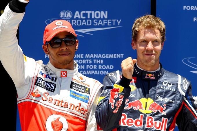 """Hamilton: """"Vettel potrebbe dominare il resto della stagione"""""""