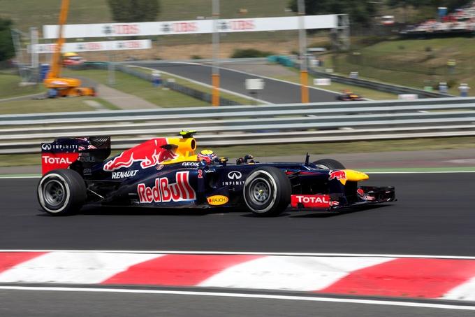 GP Ungheria, Prove Libere 3: Webber precede Hamilton e Vettel, Alonso ancora 5°