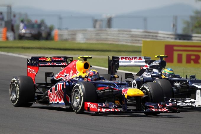 """Webber: """"Quinto posto alla portata, ma le tre soste sono state un errore"""""""