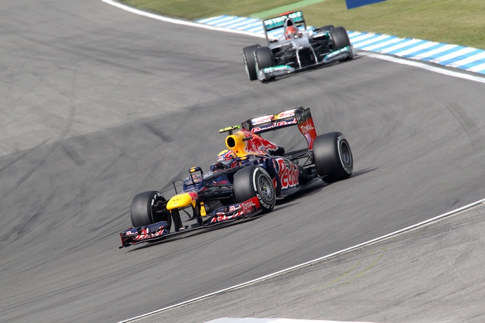 "Webber: ""Oggi non avevamo il passo"""