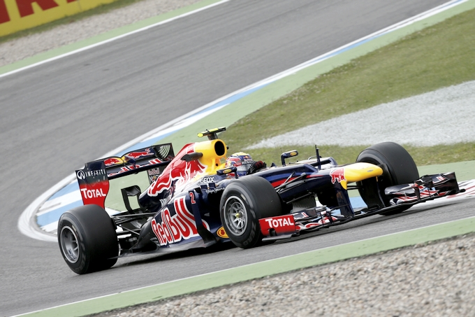 La Red Bull costretta a cambiare la mappatura del motore per Budapest