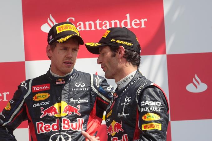 """Webber: """"Ora correrò alla pari con Vettel"""""""