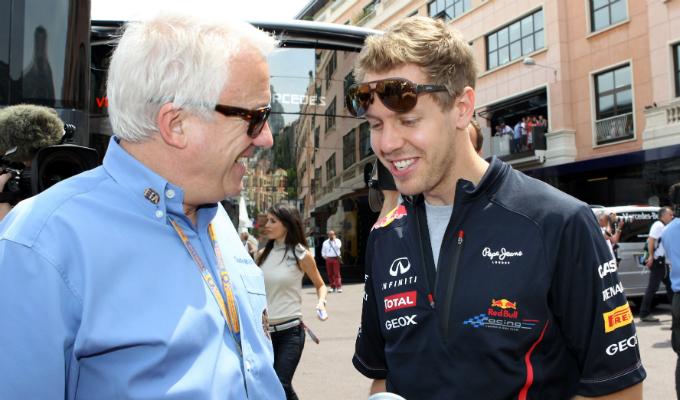 """Whiting: """"La sanzione a Vettel è stata troppo dura"""""""