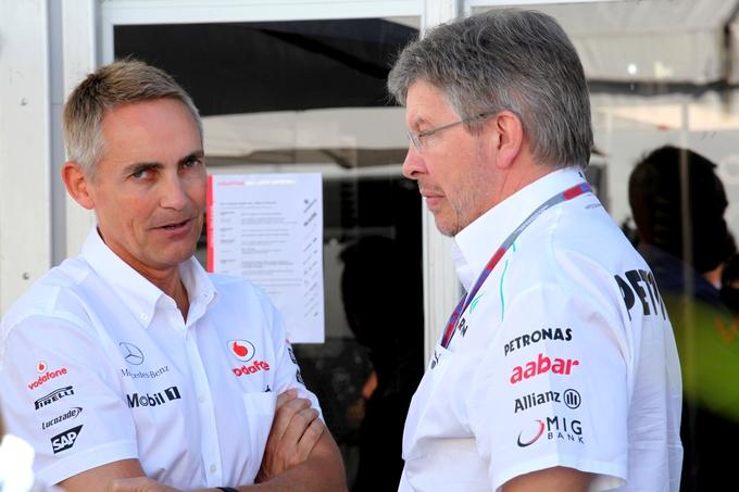 Whitmarsh invita la Mercedes a firmare il nuovo Patto della Concordia