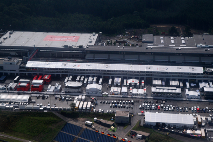 Il Nurburgring non può pagare la tassa per il prossimo anno ad Ecclestone