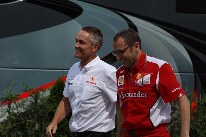"""Whitmarsh: """"Tutti i team di F1 pronti a disputare la stagione 2013"""""""