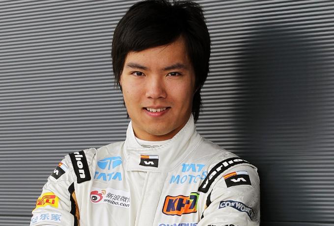 HRT: Debutto a Monza per il giovane pilota cinese Qing Hua
