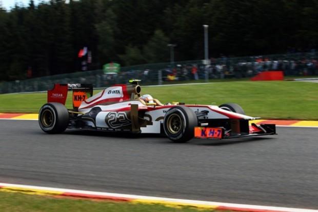 F1: Nuovo fondo piatto per l'HRT