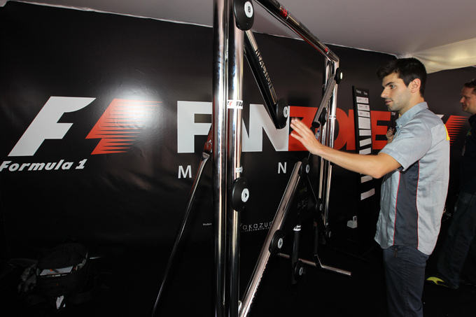 """Jaime Algersuari rivelerà """"presto"""" i suoi piani per il 2013"""