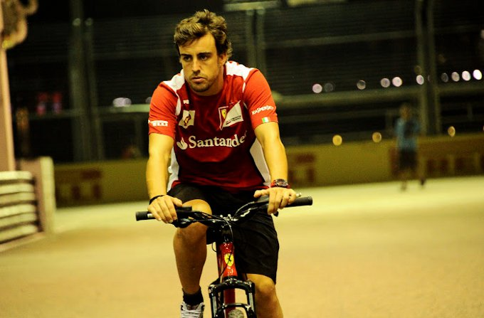 Aspettando il GP di Singapore, Ferrari: Vivere al ritmo europeo stando all'Equatore