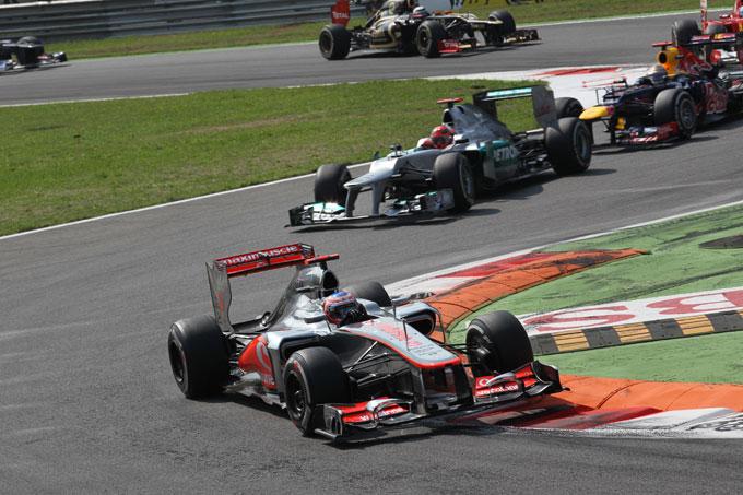 McLaren: confermata la causa del ritiro di Button a Monza