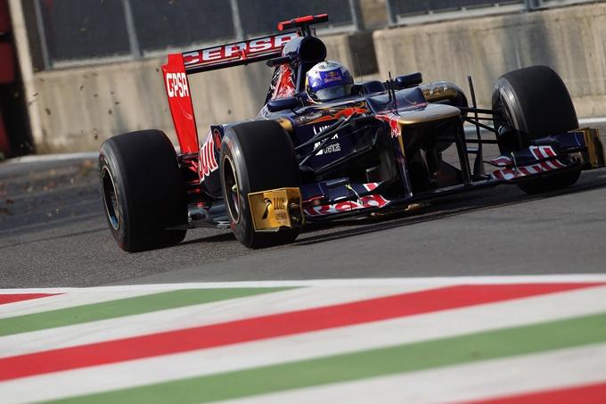 """Toro Rosso, Ricciardo: """"Qualifiche poco soddisfacenti"""""""