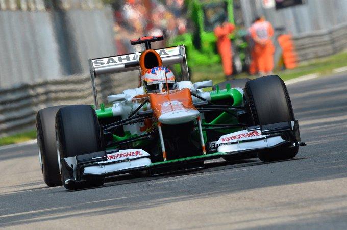 """Force India, Paul Di Resta: """"La macchina ha funzionato bene. Peccato per la penalità in griglia"""""""
