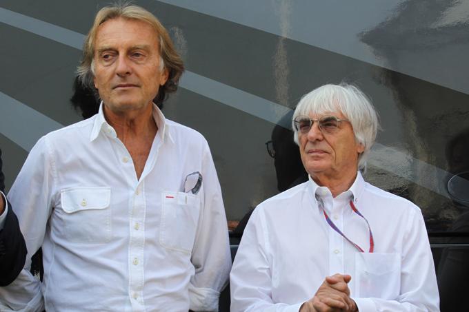 Bernie Ecclestone è soddisfatto del suono dei nuovi motori V6