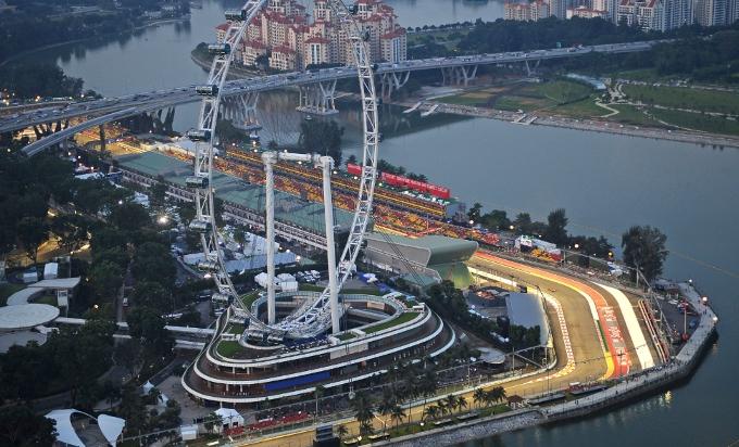 Ferrari: Fattore gomme a Singapore