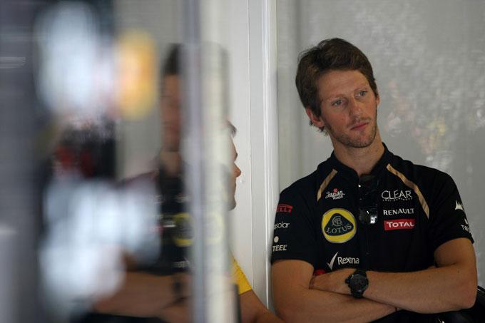 """Lotus, Boullier: """"Grosjean più forte dopo la squalifica"""""""