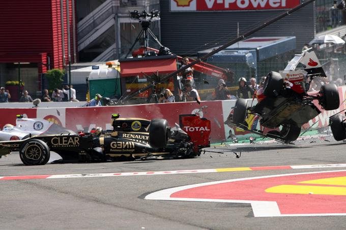 """Grosjean dopo la squalifica: """"Riconosco il mio errore"""""""