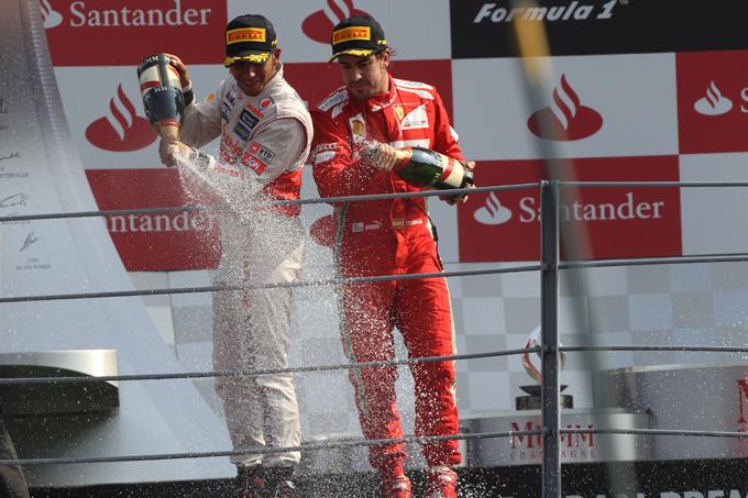 """Hamilton: """"Una vittoria fenomenale a Monza"""""""