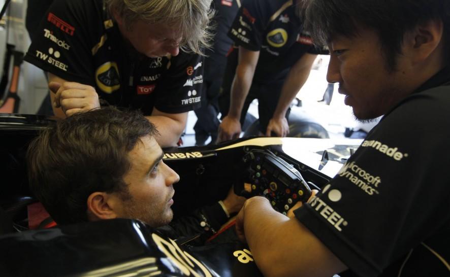 """F1: Eric Bouiller, """"D'Ambrosio è stato grande"""""""
