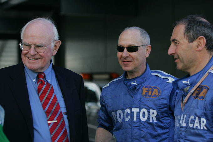 Scomparso Sid Watkins, l'ex medico della Formula 1