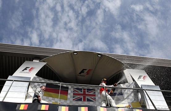 Pagelle del Gran Premio del Belgio