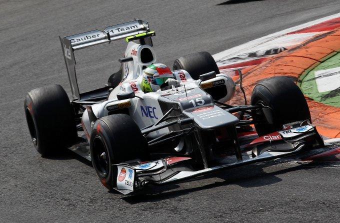 """Sauber, Sergio Perez: """"Abbiamo indovinato la strategia ed ho potuto attaccare"""""""