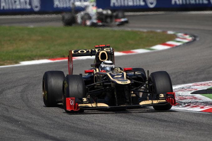 """Raikkonen: """"Positivo salire al terzo posto in campionato"""""""