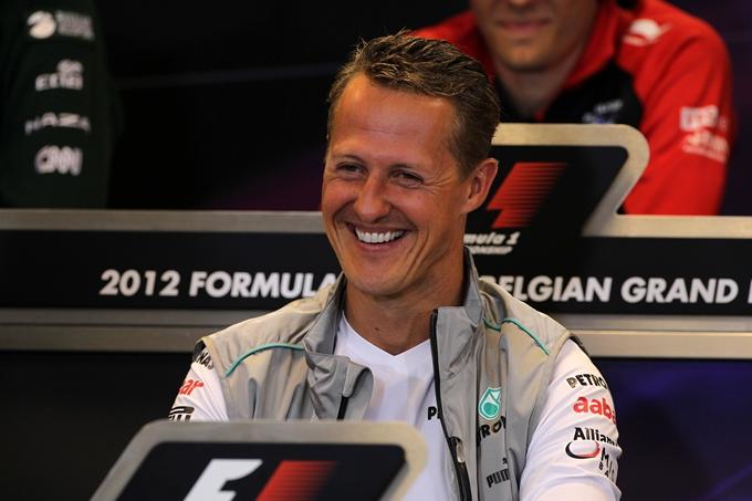 """Schumacher: """"Con un po' più di fortuna avremmo conquistato più punti"""""""