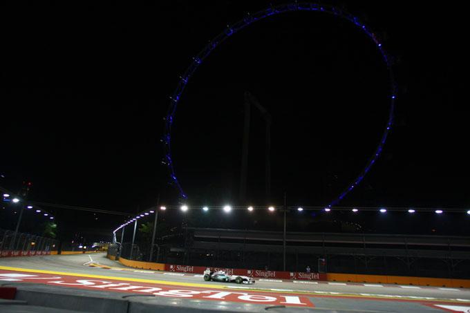 Il Gran Premio di Singapore ha un futuro incerto