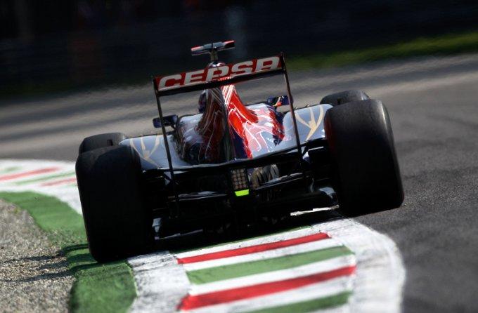 """Toro Rosso, Daniel Ricciardo: """"Ho perso un punto all'ultima curva prima del traguardo"""""""