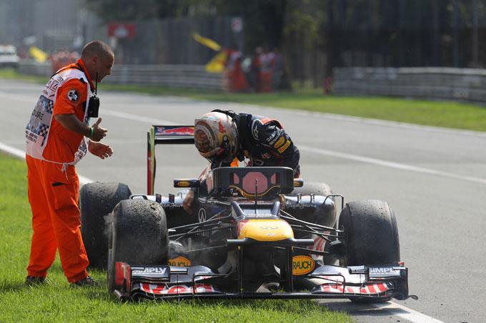 """Vettel: """"Rinunciare all'alternatore Magneti Marelli è una possibilità"""""""