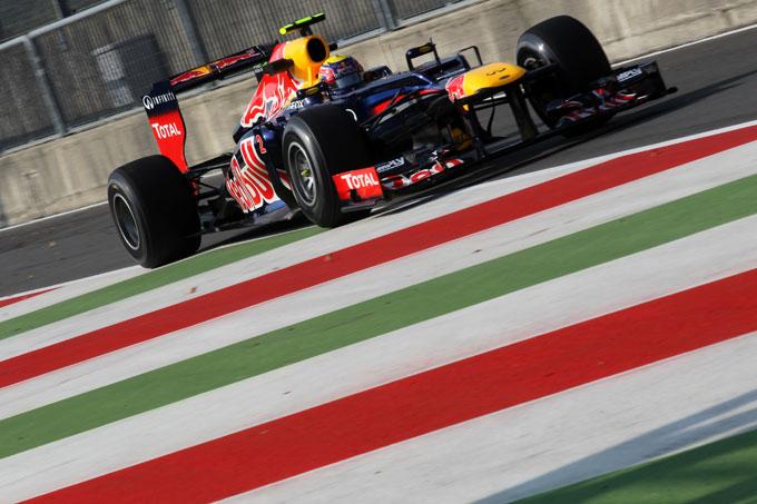 Webber non è preoccupato dalla sua terza posizione nella classifica mondiale