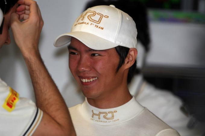 HRT, Ma Qing Hua in pista nelle libere del venerdì