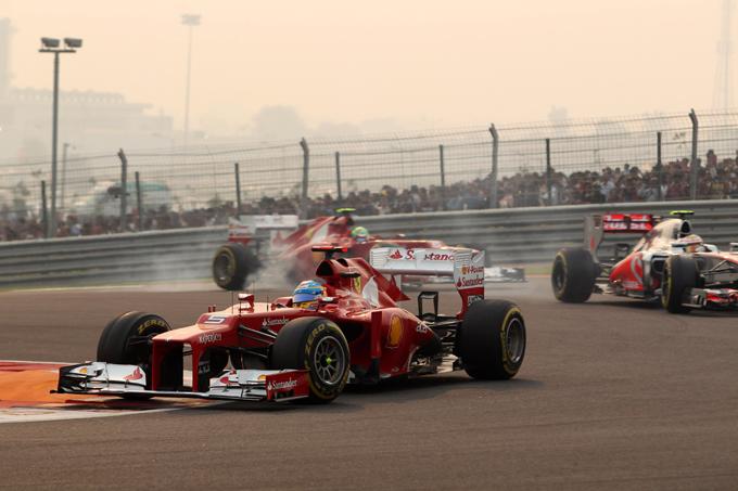 """Alonso: """"Non mi arrendo"""""""