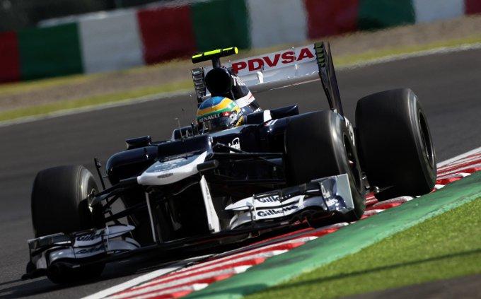 Williams: Una qualifica difficile in Giappone, ma c'è fiducia di poter conquistare punti in gara