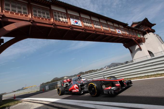 """McLaren, Button: """"Difficile battere le Red Bull in qualifica"""""""